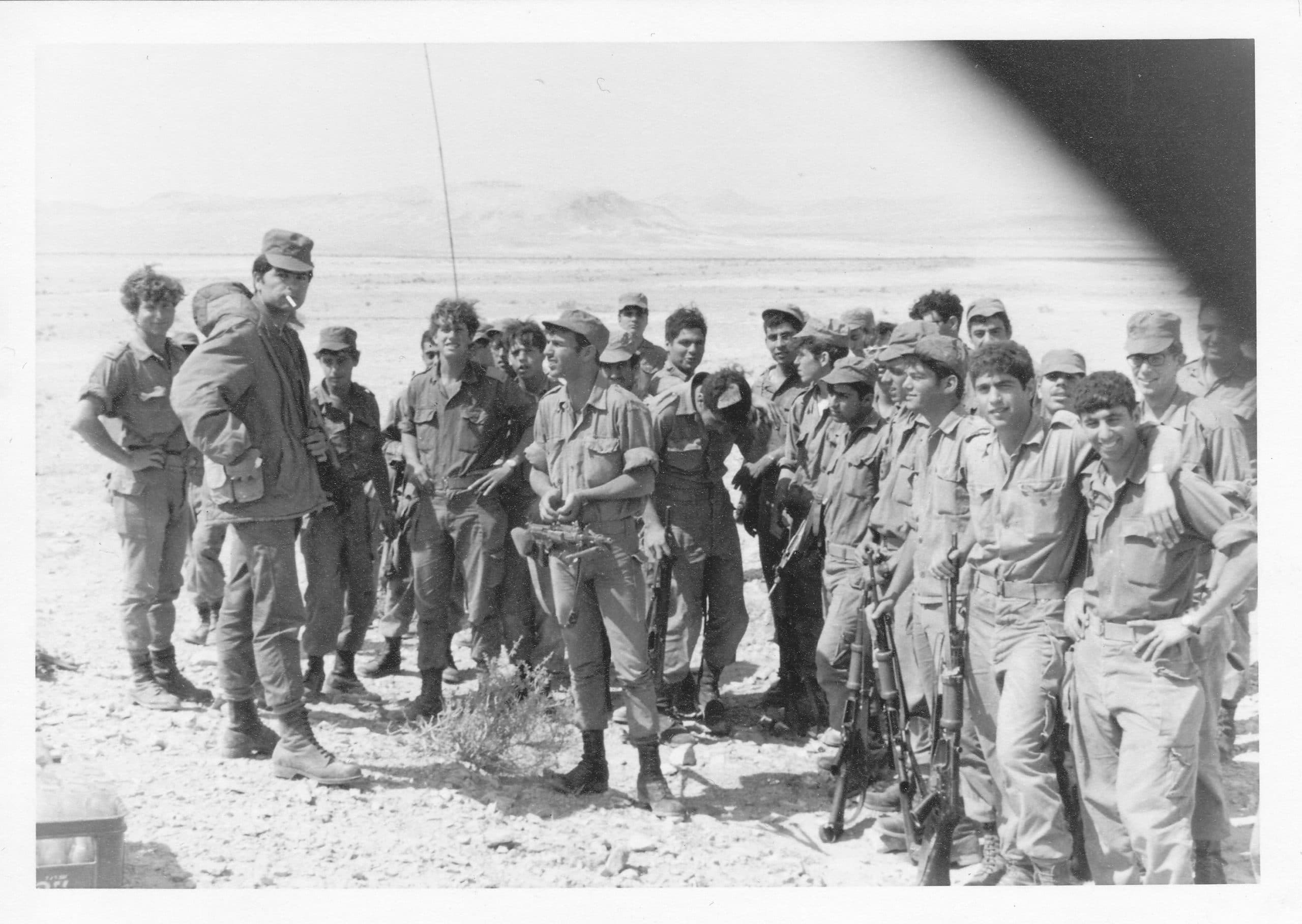 סוללה ג' גדוד 403 יוני 1973